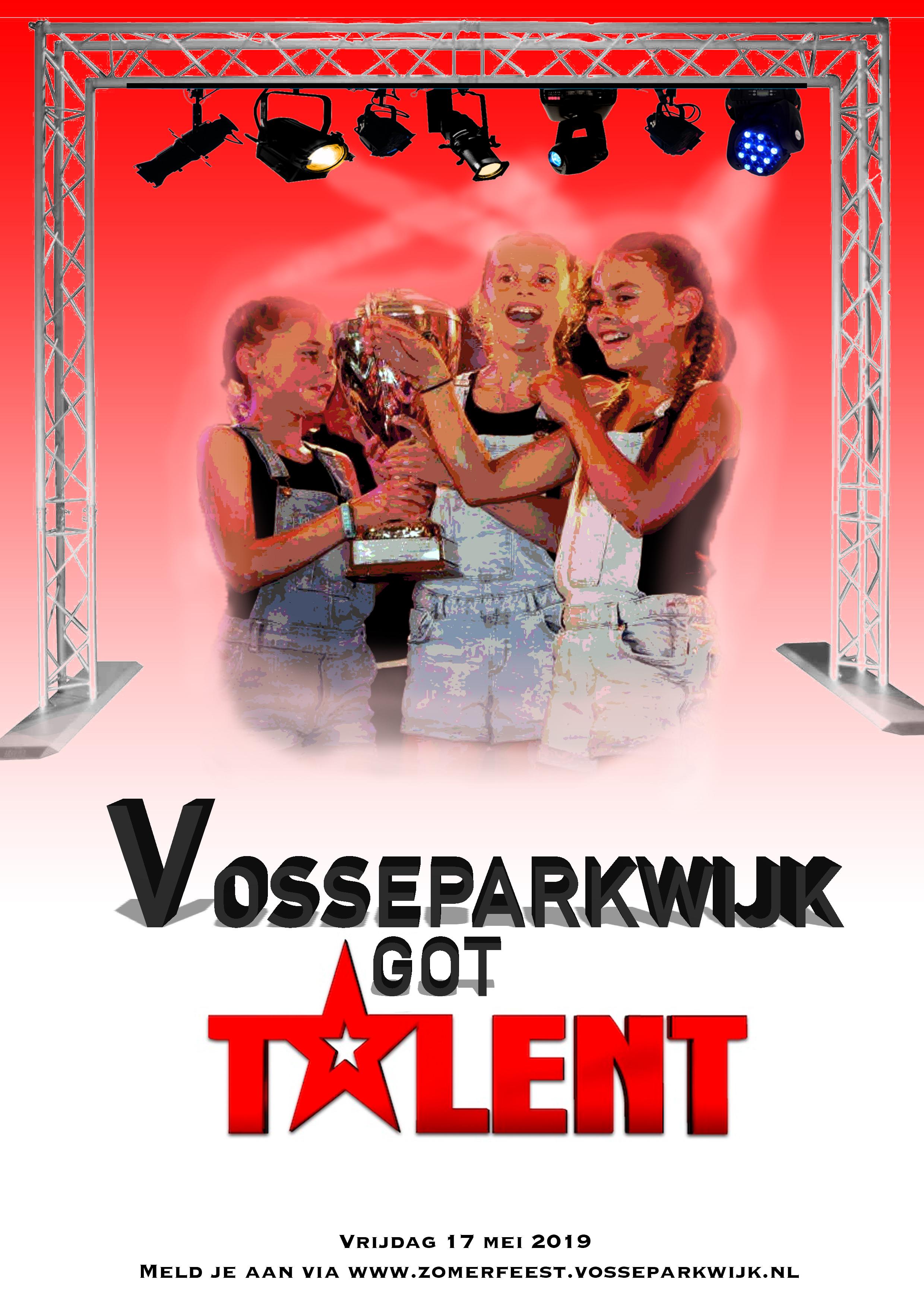 Vosseparkwijk Got Talent 2020!